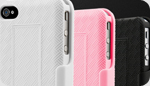 iPhone 4S Shell & Holster - Now in Colors!