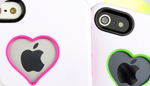 Cutest iPhone 5 cover ever, Introducing LUV