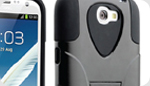 Dual-layered Hybrid Case for Galaxy Note 2 - Terminator Tough!
