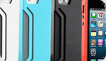 Virgo - Stylish iPhone 5 Cover with Dual Protection