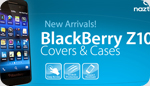 New Arrivals! BlackBerry Z10 Covers & Cases, Order Now!