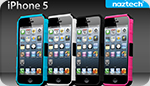 Just in - iPhone 5 DoubleUp by Naztech