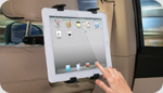 Announcing Naztech Universal Tablet Headrest Mount