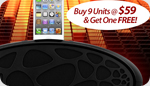 iPhone MFi Loudspeaker - Free Unit with Purchase!