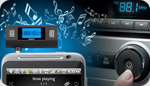 Introducing Universal FM Transmitter  By Naztech