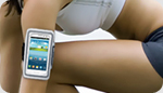 New Sports Armband for XL Smartphones, S3, iPhone 5 & more...