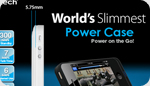 World's Slimmest MFi Power Case by Naztech