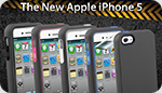 iPhone 5 Protection by Vertex  Available Now!