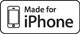 Naztech MFi Power Case for Apple iPhone 4